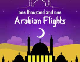 "#39 for Design ""1001 Arabian Flights"" by leandeganos"