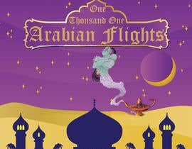 "#76 for Design ""1001 Arabian Flights"" by abdealisaif"