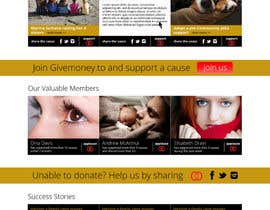 #3 untuk Develop a Corporate Identity for Givemoney.to oleh Dzains