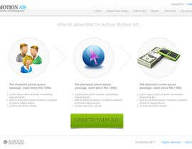 #37 untuk Website Design for Active Motion Ad oleh infocuspro
