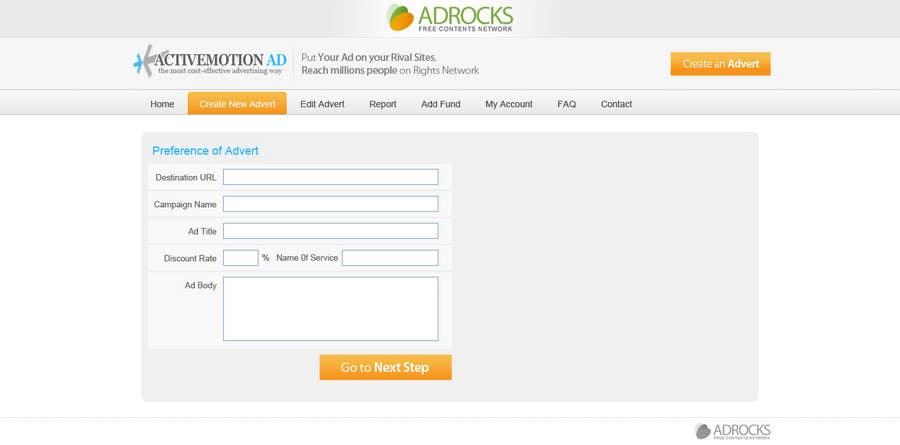 Inscrição nº                                         34                                      do Concurso para                                         Website Design for Active Motion Ad