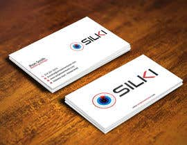 #277 untuk Design some Business Cards for Silki oleh gohardecent