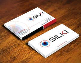 #283 untuk Design some Business Cards for Silki oleh gohardecent