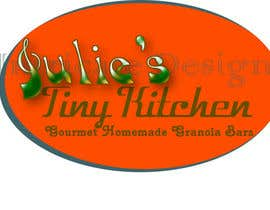 #25 for Design a Logo for Julie's Tiny Kitchen af nerian31