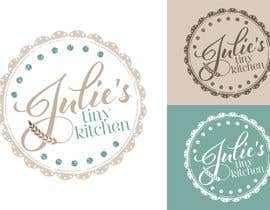 #13 for Design a Logo for Julie's Tiny Kitchen af vladspataroiu