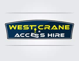 #24 for Design a Logo for West Crane & Access Hire by davay