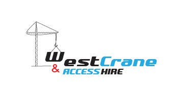 Konkurrenceindlæg #13 for Design a Logo for West Crane & Access Hire