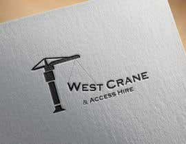 #15 for Design a Logo for West Crane & Access Hire af DamirPaul
