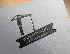 #16 for Design a Logo for West Crane & Access Hire af DamirPaul