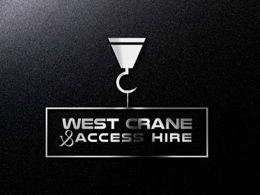 #20 for Design a Logo for West Crane & Access Hire af mdrashed2609