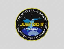 #31 untuk Design a badge in a NASA space mission style for Freelancer.com! oleh syarif12