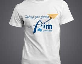 #19 for Design a T-Shirt for AIM Overseas af seteki
