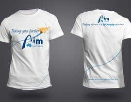 #28 for Design a T-Shirt for AIM Overseas af seteki