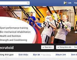 Nro 24 kilpailuun Design a Banner for Facebook käyttäjältä linhsau1122