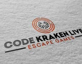 "eddesignswork tarafından Design a Logo for an ""Escape Game"" brand. için no 125"