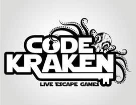 "#41 untuk Design a Logo for an ""Escape Game"" brand. oleh Zsuska"