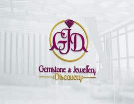 #32 for Design a Logo for Gemstone and Jewellery Discovery af Med7008