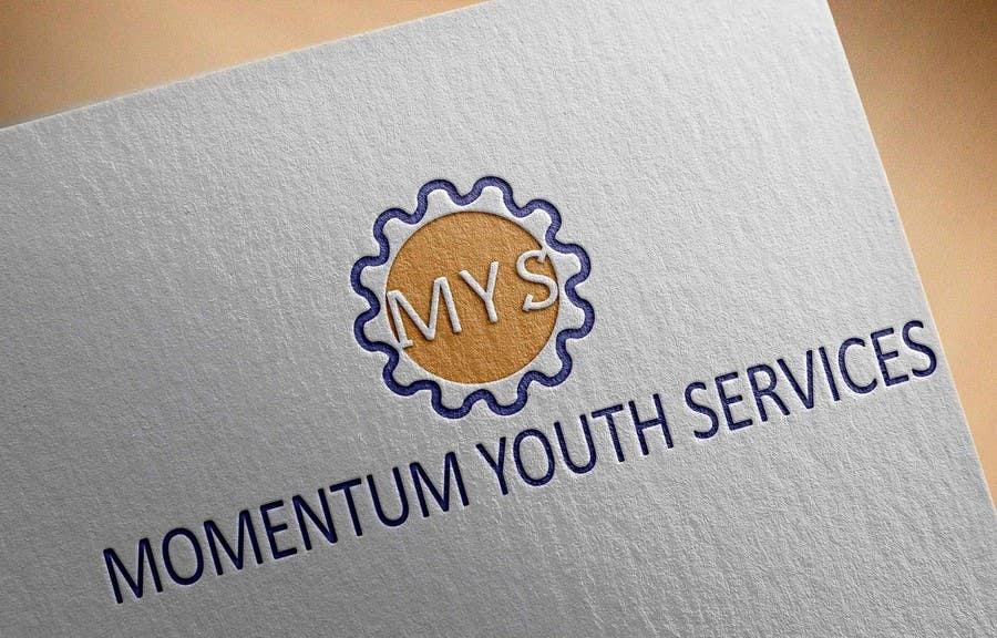 Bài tham dự cuộc thi #44 cho Design a Logo for Momentum Youth Services