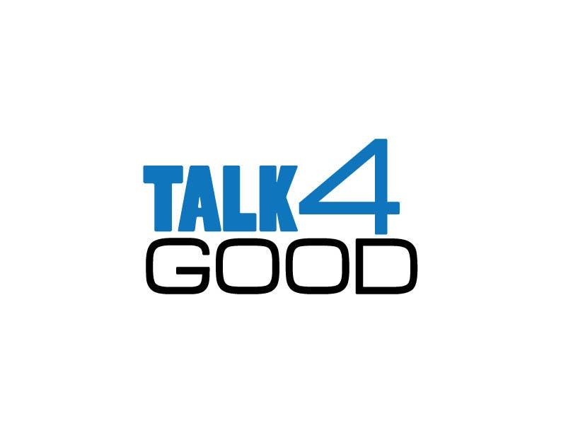 Penyertaan Peraduan #23 untuk Talk4Good Company Logo