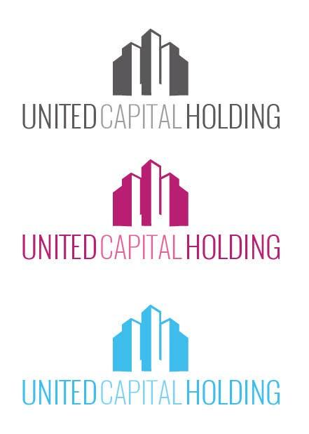 "Penyertaan Peraduan #25 untuk Logo - "" United Capital Holding """