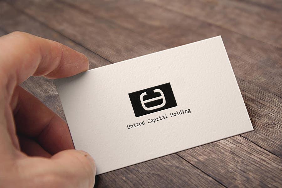 "Penyertaan Peraduan #7 untuk Logo - "" United Capital Holding """