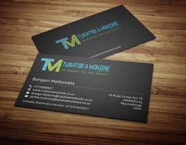 #4 untuk Design a letterhead and business cards for a mechanical company oleh anikush
