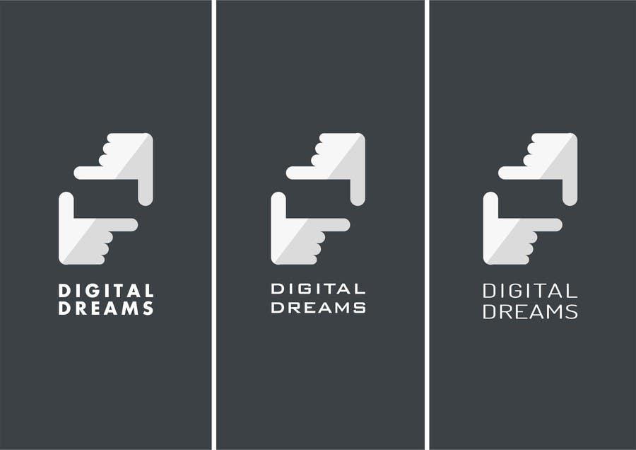 Kilpailutyö #34 kilpailussa Design a Logo for Digital Dreams