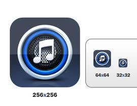 "#32 untuk Design an Icon for the ""Sound Turret"" Mac app oleh GraphXFeature"