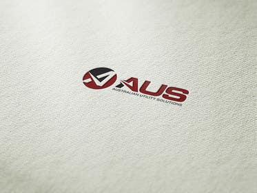 #203 for Design a Logo for Australian Utility Solutions (AUS) -- 2 af SabaGraphica
