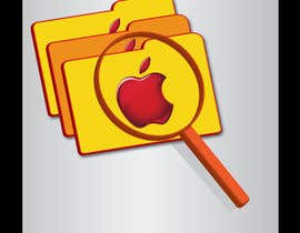 "#9 untuk Design Icon for ""Twinz: Duplicate File Finder"" Mac app oleh alienbd"
