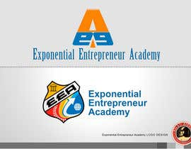 Nro 12 kilpailuun Design a Logo for the Exponential Entrepreneur Academy käyttäjältä KilaiRivera