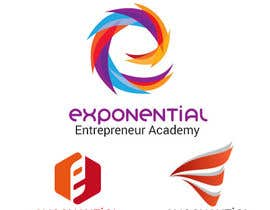 #68 for Design a Logo for the Exponential Entrepreneur Academy af ahamedazhar