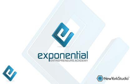Nro 63 kilpailuun Design a Logo for the Exponential Entrepreneur Academy käyttäjältä SergiuDorin