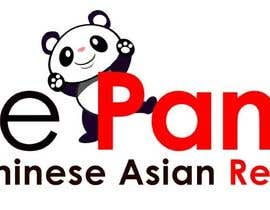 #55 para A Panda Logo Design for Chinese Restaurant de richhwalsh