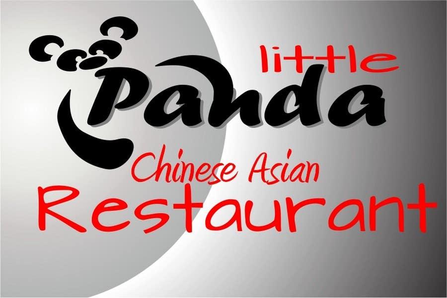 Inscrição nº                                         69                                      do Concurso para                                         A Panda Logo Design for Chinese Restaurant