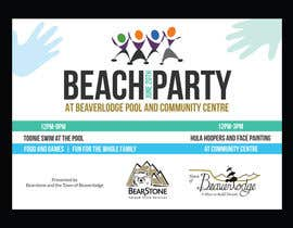 #5 untuk Design a Flyer for Community beach Party oleh Gugunte