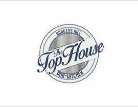 #36 untuk Design a logo for the Top House oleh FERNANDOX1977