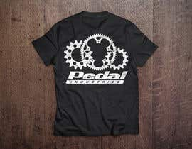 #3 for Design a T-Shirt for Pedal Industries af zloyleva