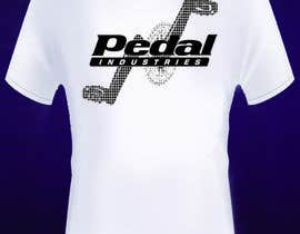 #22 for Design a T-Shirt for Pedal Industries af prasnjitsaha