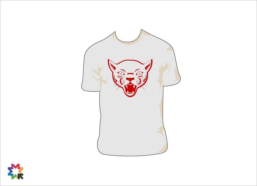 Penyertaan Peraduan #23 untuk Design a T-Shirt for Pedal Industries