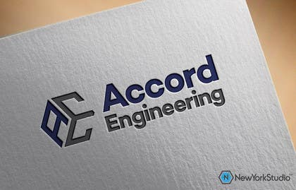 #54 untuk Design a Logo for Accord Engineering oleh SergiuDorin