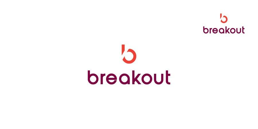 Penyertaan Peraduan #265 untuk Design a Logo for Breakout