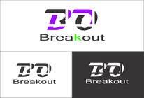 Graphic Design Kilpailutyö #363 kilpailuun Design a Logo for Breakout