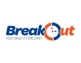 #28 for Design a Logo for Breakout by andresgoldstein