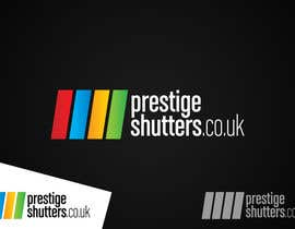 #212 for Design a Logo for prestigeshutters.co.uk af amauryguillen