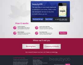 #4 cho Improve our existing design for homepage bởi nole1