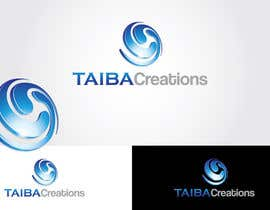 "#140 para Design a Logo for ""TAIBA Creations"" por elaineitalia"