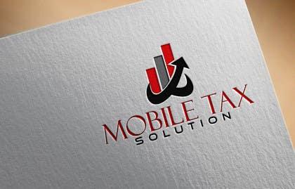 #21 for Design a Logo for Mobile Tax Solution af olja85