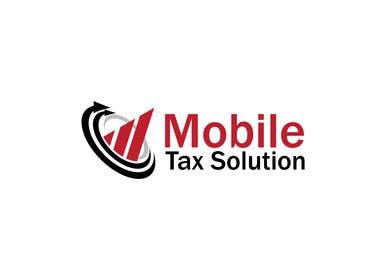 #27 for Design a Logo for Mobile Tax Solution af feroznadeem01