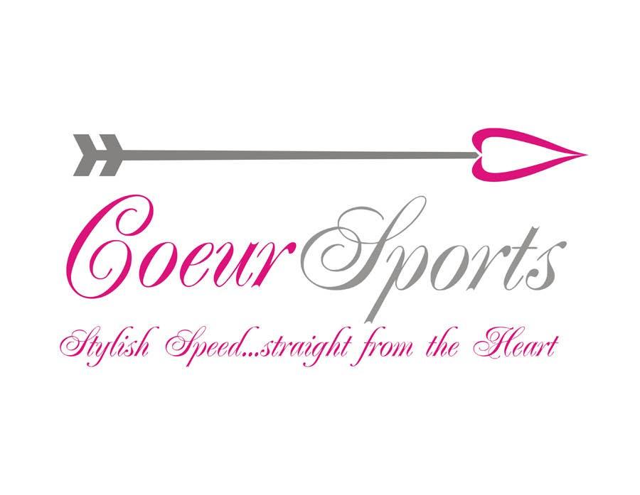 Penyertaan Peraduan #182 untuk Design a Logo for a women's specific endurance sports apparel company
